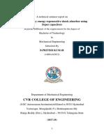 Seminar Report 3C2