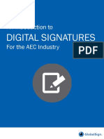 Digital Signatures for Aec Guide