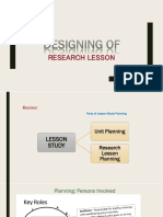 Designing Lesson Research [Autosaved] Josephine Paulin