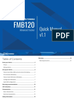 FMB120 Quick Manual v1.1
