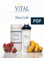 Vital Nutrients (Detox Guide)
