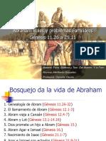 Abraham Roles y Problemas Familiares.