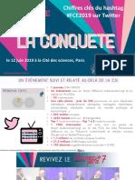 Echo Digital du Forum Changer d 'Ère#7 du 12 juin 2019 à la Cité des sciences, Paris