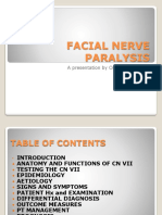 Facial Nerve Paralysis 2