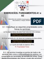 exercícios Atikins