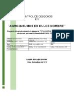 FICHA TECNICA SOBRE CONTROL DE DESECHOS- AGROINSUMOS DE DULCE NOMBRE.docx