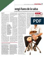 El Sabor del bongo