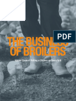 the business of broilers