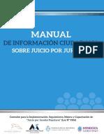 Manual de Información Ciudadana Sobre Juicio Por Jurados