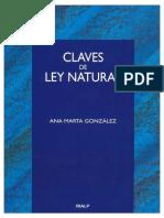 Claves de ley natural - Ana Marta González (solo existe en PDF).pdf