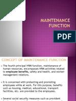 Maintenance Function2035969526