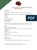 11604 Adults Only Hotel 4 Con Pension Completa en La Provincia de Huelva 3