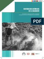 Sustancias químicas en El Salvador. Principales riesgos por sector, normativa e impacto en los trabajadores y medio ambiente. (Sustainlabour, 2012)