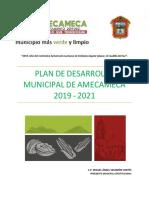 PDM Amecameca 2019-2021