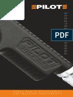 Pilot Product Catalogue 18