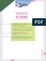 Flyer Din Lang (10 5 Cm x 21 0 Cm) - Topseller Beidseitig Bedruckt 2