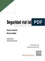 Seguridad Vial Laboral_ Teruel 2013