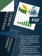 Indian Forex Market