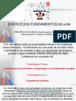 Exercícios Fundamentos a3 e a4