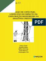 Série Amazônia - Manejo de Cipós Para ...