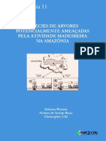Série Amazônia - Espécies de Ávores ...