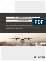 Fan and Propeller White Paper