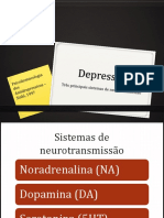 Tres Principais Sistemas de Neurotransmissão