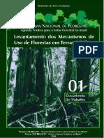 PNF - Levantamento Dos Mecanismos de Uso de Florestas ...