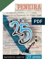 A PENEIRA 25 anos