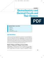 Electrochemistry (CHM) & Electrical Circuits (PHY)