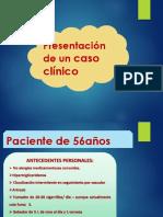 Sindrome de Guillian Barre (Caso Clinico)