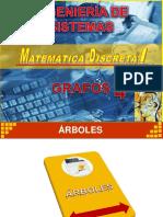 Grafos - Arboles 4 - Mate Discreta - Ing Sistemas - Copia