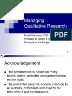 Khalid-Qualitative Research Workshop