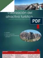 (Expo) Valorización del atractivo turístico