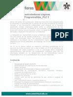 Controladores Logicos Programables Plc
