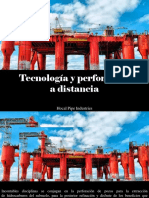 Hocal Pipe Industries - Tecnología y Perforación a Distancia