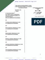 Tenth Amendment Complaint