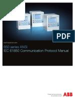 1MRK511242-UUS - En Communication Protocol Manual IEC 61850 650 Series ANSI