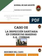 CASO 2 Conmar JV