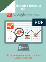 Diccionario Google Analytics