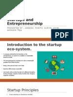 Startup's