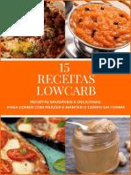 15 Receitas Lowcarb    Isca Digital.pdf