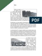 Historia Huaycan