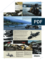 Suzuki Inazuma Brochure