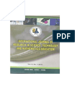 Emerging Issues on Basic Science Curriculum, Implication for Nigerian Teachers