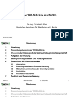 BF18_WU-Richtlinien - Dr. C. Alfes