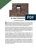 Lumbreras, L. - ElPerú Prehispánico