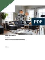 IKEA- Organización y dirección de empresas