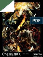 Overlord - Volume 01 - O Rei Undead [Black]