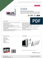 Ficha Tecnica PTF 700ACB